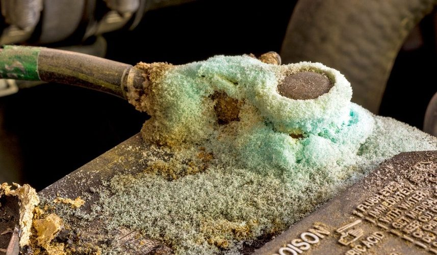 What Is the Main Cause of the Car Battery Corrosion