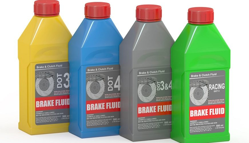 The Right Choice of the Brake Fluids